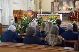Pogrzeb znanego polityka Platformy Obywatelskiej, byłego radnego Zbigniewa Marcinkowskiego w Kielcach. Żegnało go wielu ludzi [ZDJĘCIA]