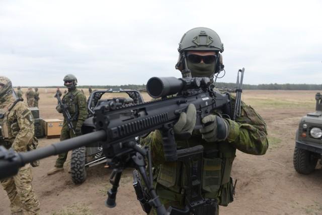 Najczęściej ćwiczenia organizowane są w jednostkach wojskowych i trwają od pięciu do siedmiu dni