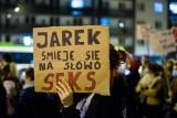 Strajk generalny kobiet w Białymstoku. Będzie też kontrmanifestacja. Co będzie się działo w środę w mieście i w regionie? (ZDJĘCIA)