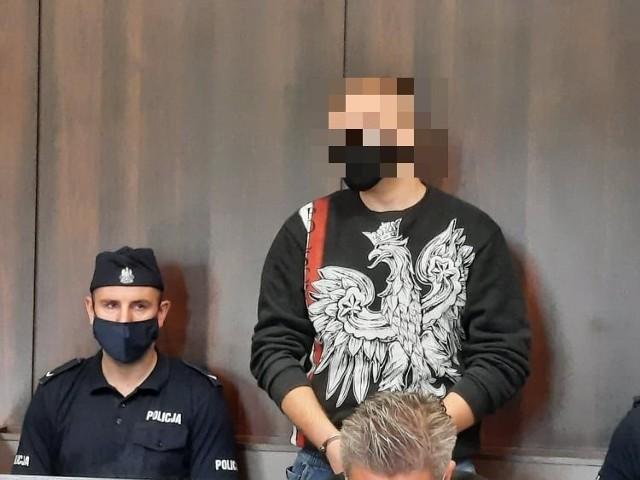 24-letni Michał B. stanął pod zarzutem pobicia ze skutkiem śmiertelnym. Proces w tej sprawie rozpoczął się dziś (2.07) przed Sądem Okręgowym w Opolu.