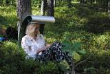 Lubelska pielgrzymka do Częstochowy. Pątnicy odpoczywają w lesie. Zobacz zdjęcia!