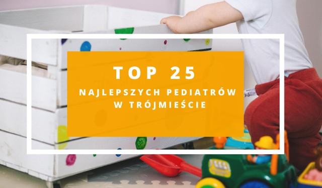 Czy Twojemu dziecku doskwiera ból gardła, a może pojawiła się gorączka? Poszukujesz dobrego specjalisty w dziedzinie pediatrii, który rozwiąże problemy zdrowotne Twojej pociechy? Nie wiesz którego wybrać? Specjalnie dla Ciebie przygotowaliśmy zestawienie najlepszych pediatrów według Czytelników i opinii na portalu znanylekarz.pl. Gdzie leczyć swoje potomstwo w Gdańsku, Gdyni i Sopocie? TOP 25 najlepszych pediatrów w Trójmieście! Sprawdź, do kogo warto się udać.