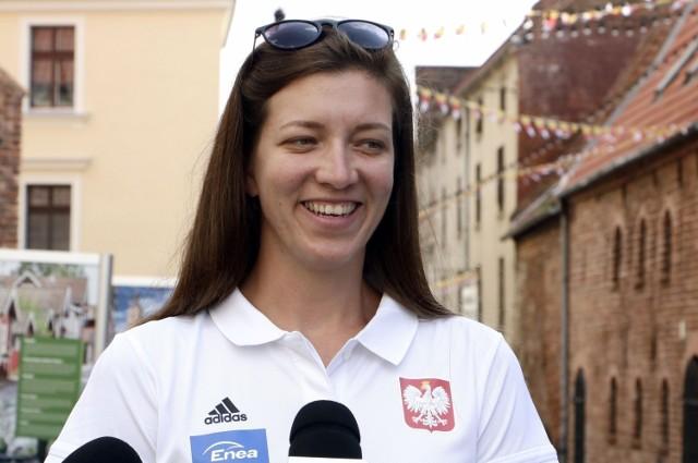 """Marta Wieliczko z Klubu Wioślarskiego """"Wisła"""" Grudziądz zdobyła srebrny medal na IO w Tokio"""