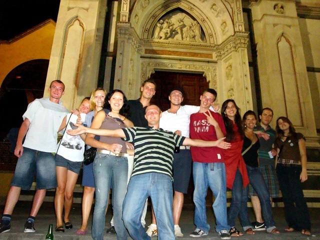 Erasmus to nie tylko szansa na studia na uczelni zagranicznej, to również możliwość poznania ludzi z całego świata.