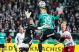 Legia Warszawa z awansem do 1/16 finału Pucharu Polski. 6:1 w Bełchatowie, hat trick Rosołka
