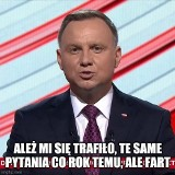 Debata prezydencka. Kto wygrał? MEMY w internecie. Andrzej Duda i Rafał Trzaskowski ostro ocenieni w sieci
