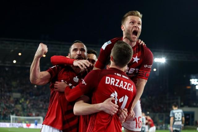 W ostatniej kolejce Lotto Ekstraklasy Wisła rozgromiła 4:0 Legię