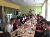 Uczniowie szkoły rolniczej we Francji gościli w Zespole Szkół Ponadgimnazjalnych w Kościelcu. Mieli okazję poznać nasz region [zdjęcia]