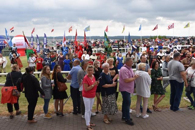 45 Wielki Międzynarodowy Turniej Rycerski w Golubiu-Dobrzyniu organizowany jest od 2 do 4 lipca. Ściągnął tłumy turystów i mieszkańców
