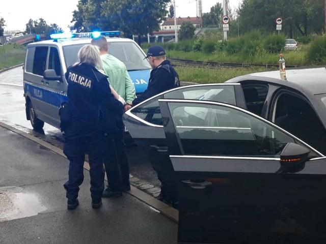 W majowy weekend zatrzymano 874 nietrzeźwych kierowców