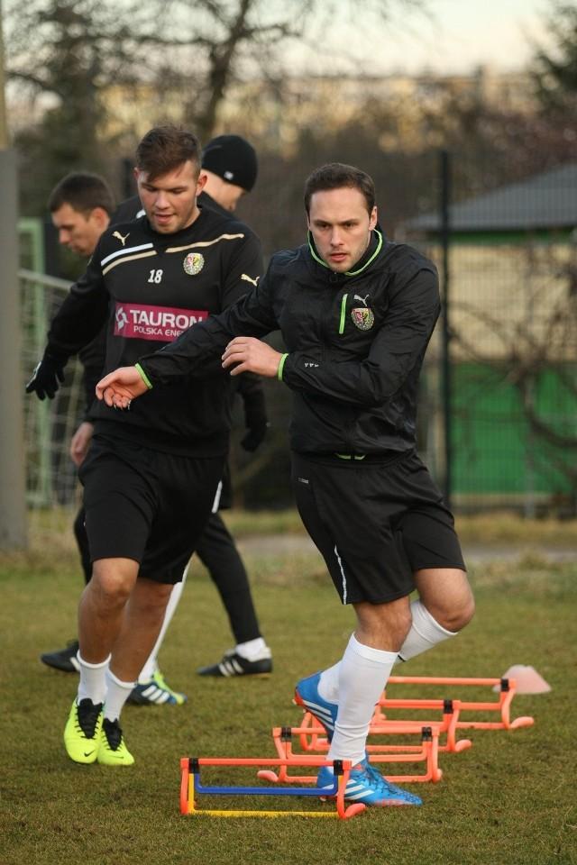 Tom Hateley w Śląsku Wrocław (zdjęcie)