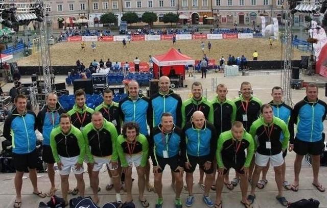 Ekipa Vacu Activ w Lublinie.