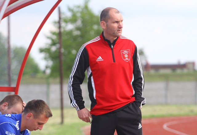 Robert Wilk, trener Mazovii