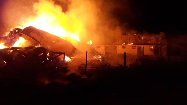 Kosewo. Przez kilka miesięcy wybuchło tu pięć pożarów.