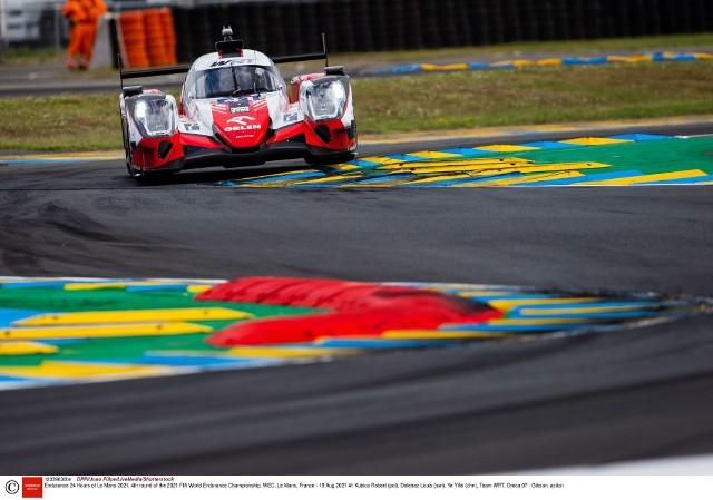 Nieprawdopodobnych pech Kubicy i spółki w Le Mans, za to sukces polskiego zespołu