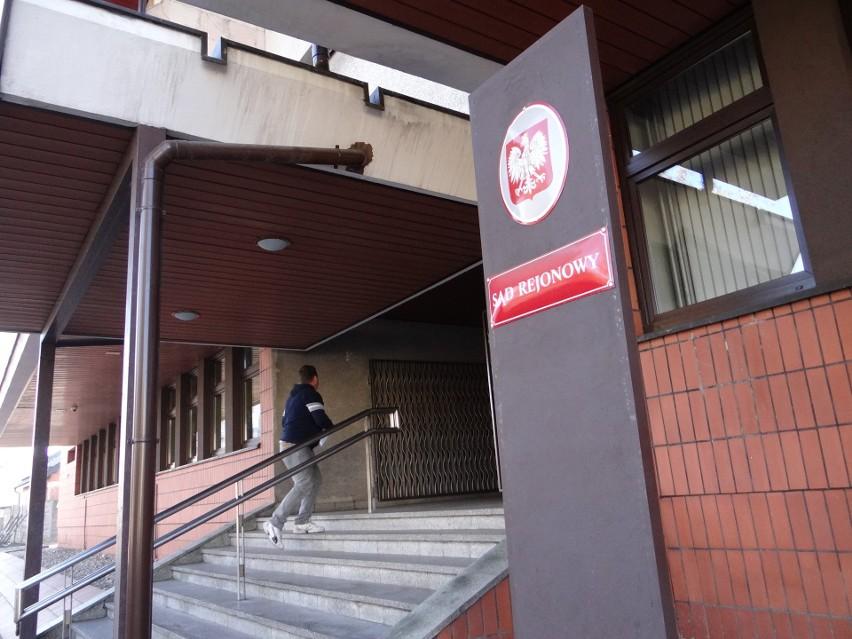 Proces toczy się w Sądzie Rejonowym w Wieluniu