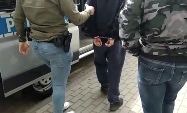 Napastnicy zostali zatrzymani przez policję