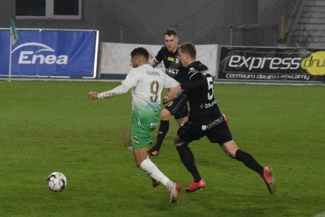 Radomiak Radom - ŁKS Łódź 1:0 (0:0)