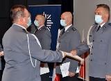 Święto Policji w Tarnowskich Górach. 70 policjantów mianowano na wyższe stopnie policyjne
