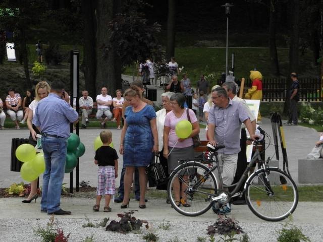 Mieszkańcy Mszany mogą już korzystać z nowego parku