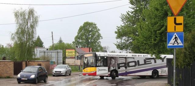 Jeszcze w tym roku skrzyżowanie ulic Piekoszowskiej i Malików zmieni swój kształt - tu będzie rondo.
