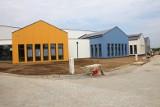 Budowa placu zabaw przy Przedszkolu nr 1 w Koluszkach. Wykonawca nie podpisał umowy