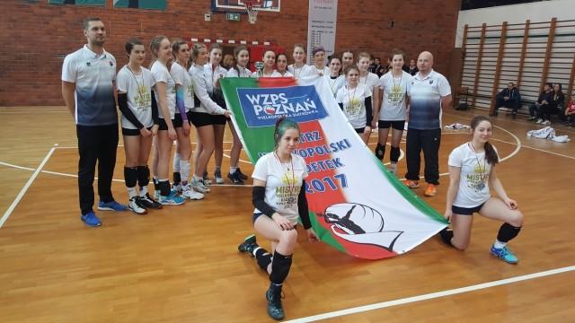 Kadetki Energetyka zwyciężyły w turnieju rozegranym w Poznaniu