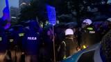 Pięciu policjantów rannych po zamieszkach