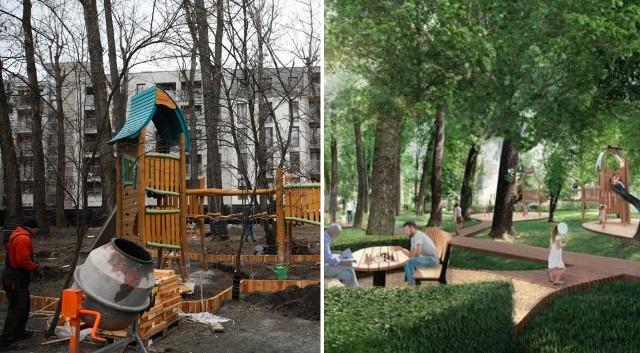 Trwają prace nad stworzeniem Naturalnej Strefy Relaksu. Ogród powstaje w sąsiedztwie Ptasiego Ogrodu Krakowian, w dzielnicy Grzegórzki, przy ul. Bobrowskiego.