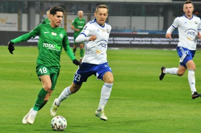 Jesienią PGE Stal Mielec przegrała u siebie z Wartą Poznań 0:1