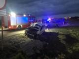 Wypadek na S5 pod Poznaniem: Nie żyje około 30-letni mężczyzna. Wypadł przez szybę auta [ZDJĘCIA]