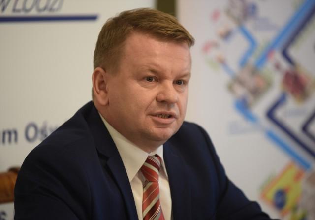 Kurator Grzegorz Wierzchowski