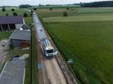 Gmina Brańsk. Tak powstają najsłynniejsze w Polsce drogi! Gmina buduje je sama (zdjęcia)