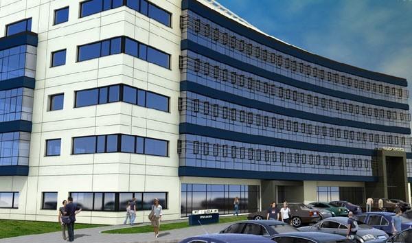 Nowa siedziba Asseco.