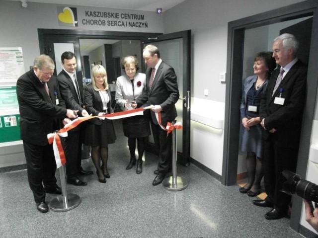 Otwarcie Oddziału Kardiologii w szpitalu w Wejherowie