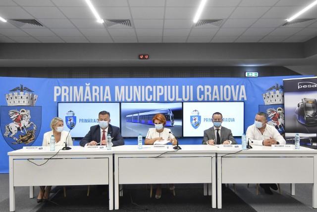 W szóstym co do wielkości rumuńskim mieście Craiova pasażerowie jeździć bedą tramwajami z PESA Bydgoszcz.