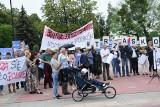 W Radomiu odbył się wiec poparcia dla Rafała Trzaskowskiego