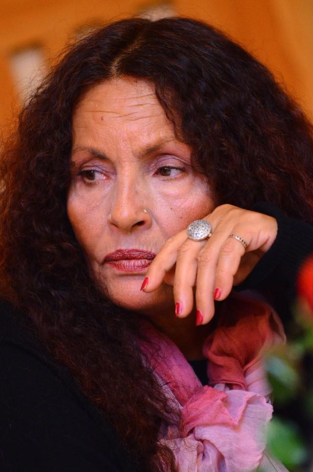 Włoska wokalistka Farida gościła w środę w Poznaniu