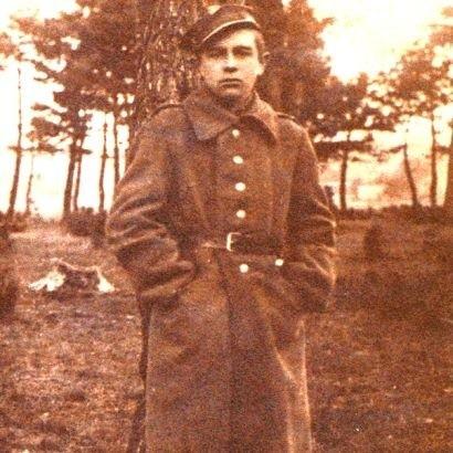 K.I.Gałczyński w wojsku