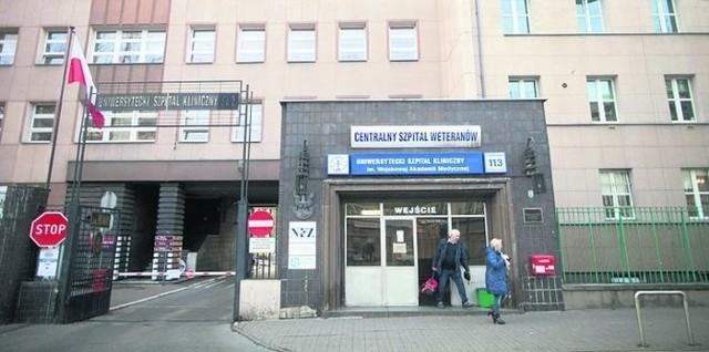 Specjalistyczne badania nerek odbywać się będą w szpitalu im. WAM przy ul. Żeromskiego.
