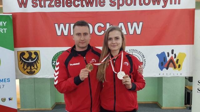 Aleksandra Szutko stała się wielkim odkryciem Mistrzostw Polski w strzelaniu. Zdobyła złoty medal.