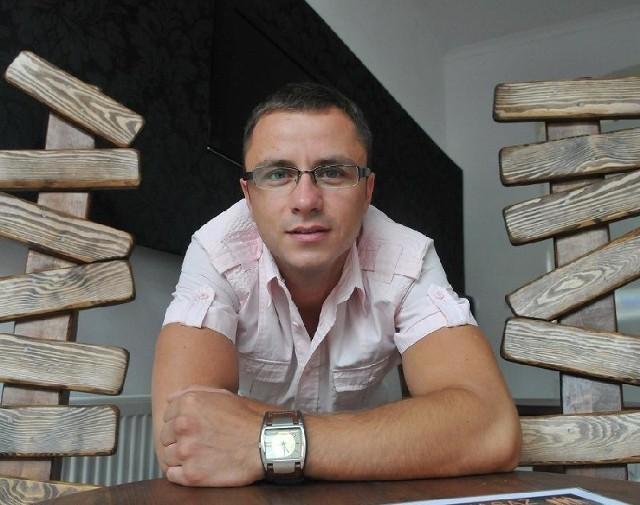 Michał Ludwiniak chciałby w przyszłości mieć sieć własnych kawiarni. Znajomi nie tylko mu nie zazdroszczą inicjatywy, ale trzymają kciuki za podbój kawiarnianego rynku