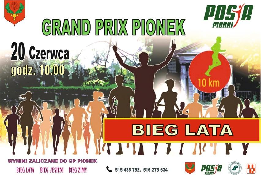 Bieg Lata odbędzie się w Pionkach już 20 czerwca. Przygotuj się na fascynującą leśną trasę