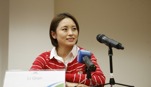 Li Qian dołączy do reprezentacji Polski na miejscu igrzysk w Tokio