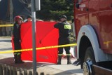 Śmiertelny wypadek w Ozorkowie! Zginął 37-letni strażak, cztery osoby ranne, w tym 8-letnie dziecko
