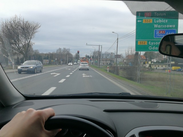Czy feralne skrzyżowanie w Grębocinie wreszcie doczeka się przebudowy?