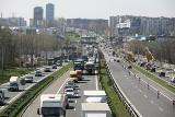 Korkuje się autostrada A4 przy hali AWF w Katowicach. Winne... ekrany dźwiękochłonne