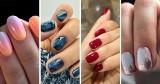 Krótkie paznokcie hybrydowe - jaki kolor wybrać? French, naturalne, czerwone, ombre - co jest modne na krótkich paznokciach?