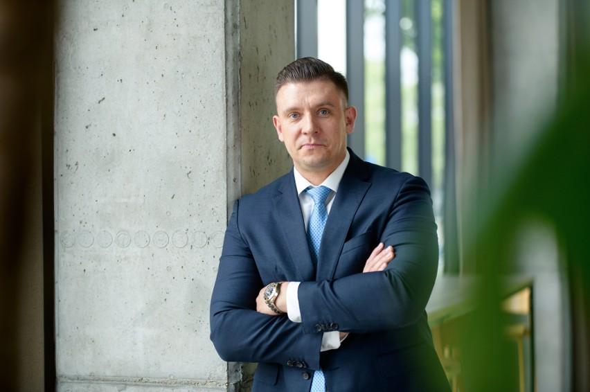 Bartosz Tomczyk, przewodniczący rady nadzorczej w polskim...