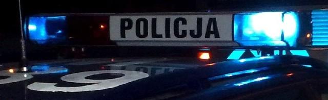 Podczas pościgu policjanci użyli broni